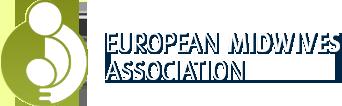 Logotipo European Midwives Associatión
